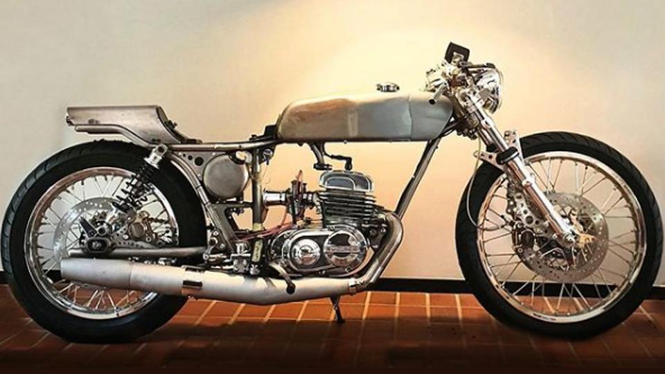 Bultaco 350 SSR