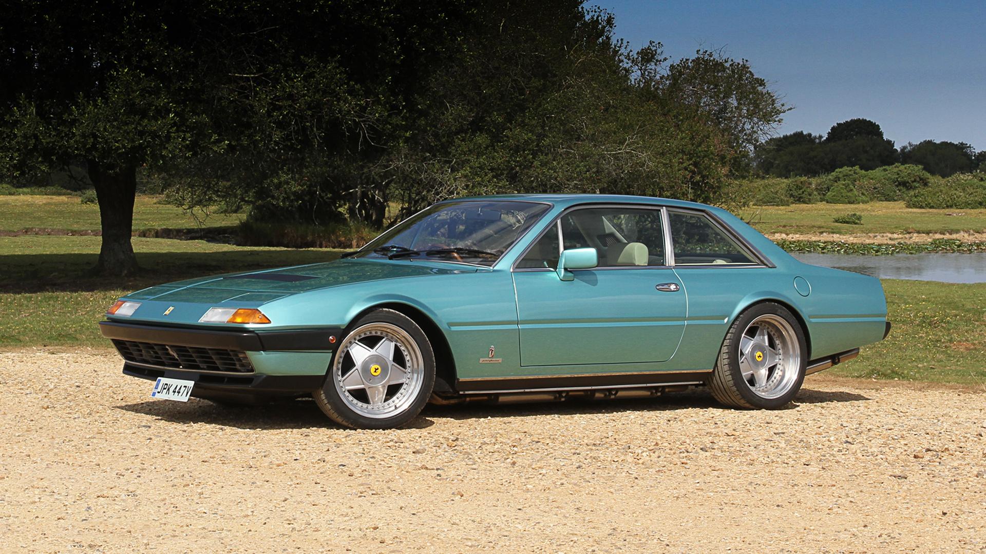 Ferrari 1980 400 GTi Speciale