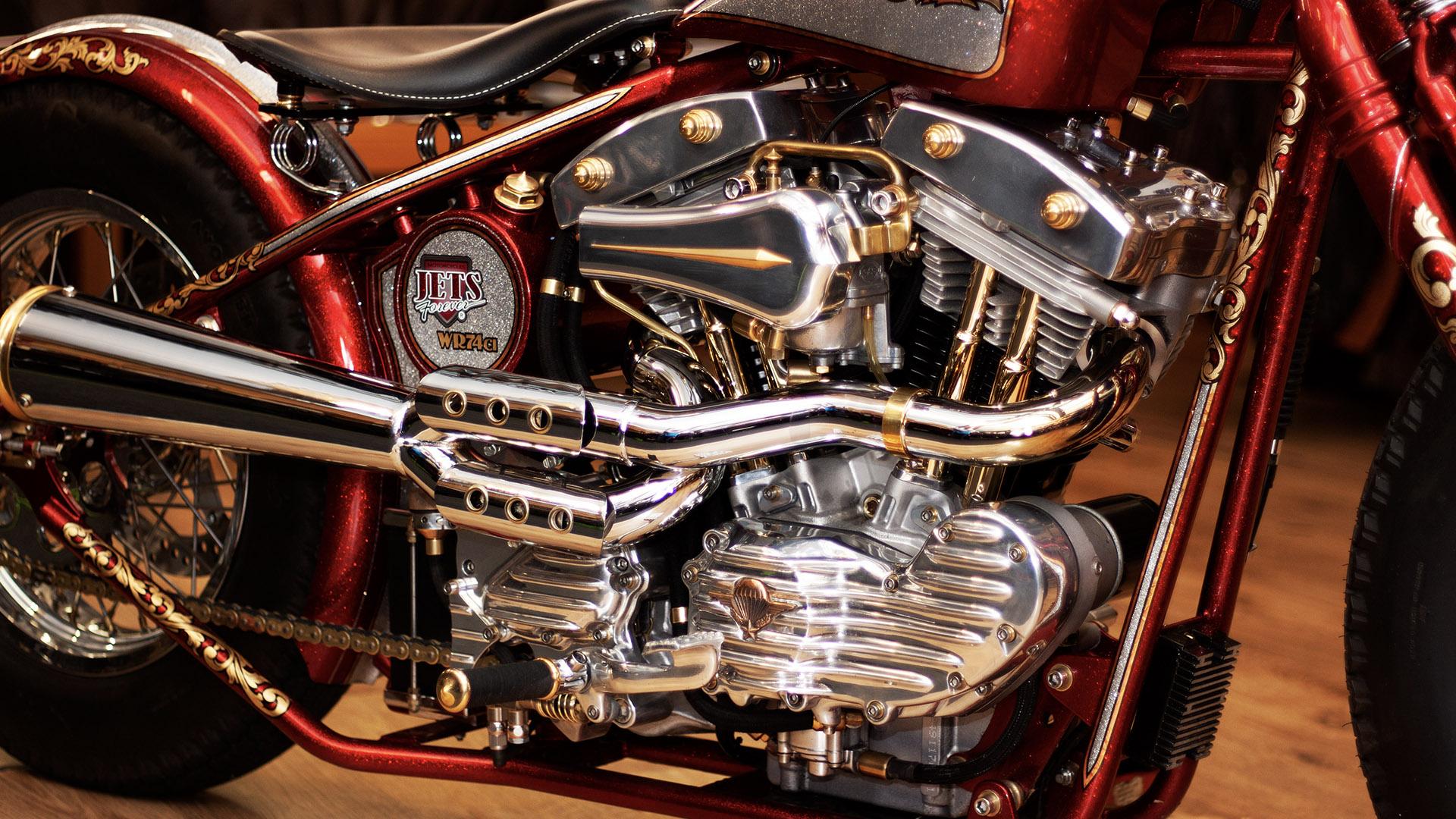 jetster engine